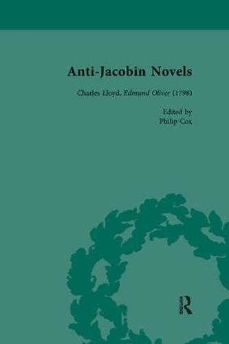 Anti-Jacobin Novels, Part I, Volume 2 (Paperback)