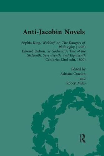 Anti-Jacobin Novels, Part II, Volume 9 (Paperback)
