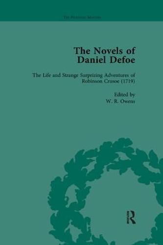 The Novels of Daniel Defoe, Part I Vol 1 (Paperback)