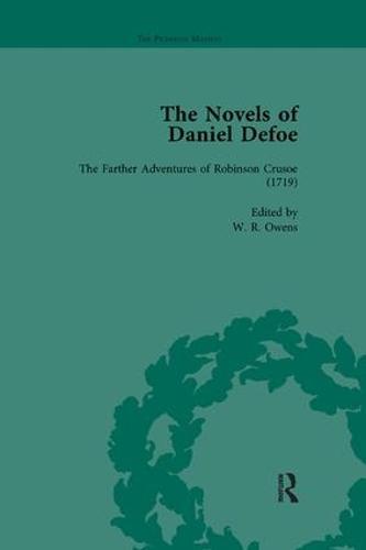 The Novels of Daniel Defoe, Part I Vol 2 (Paperback)