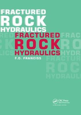 Fractured Rock Hydraulics (Paperback)