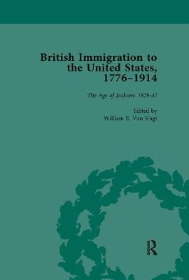 British Immigration to the United States, 1776-1914, Volume 2 (Paperback)