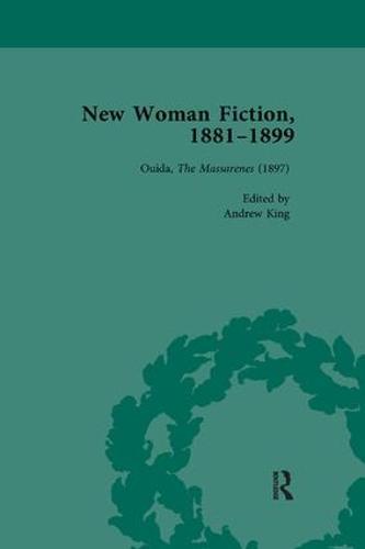 New Woman Fiction, 1881-1899, Part III vol 7 (Paperback)
