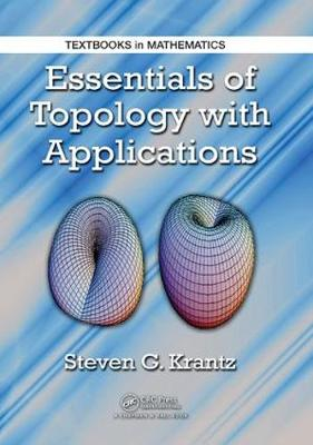 Essentials of Topology with Applications - Textbooks in Mathematics (Paperback)