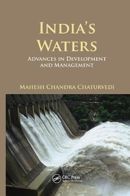 India's Waters: Advances in Development and Management (Paperback)