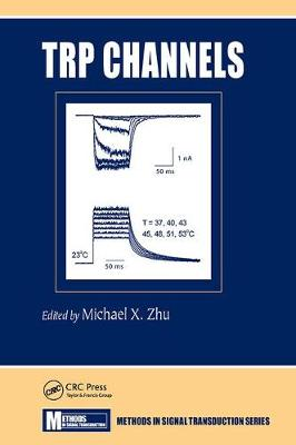 TRP Channels - Methods in Signal Transduction Series (Paperback)