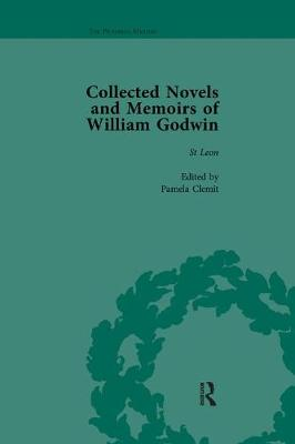 The Collected Novels and Memoirs of William Godwin Vol 4 (Paperback)