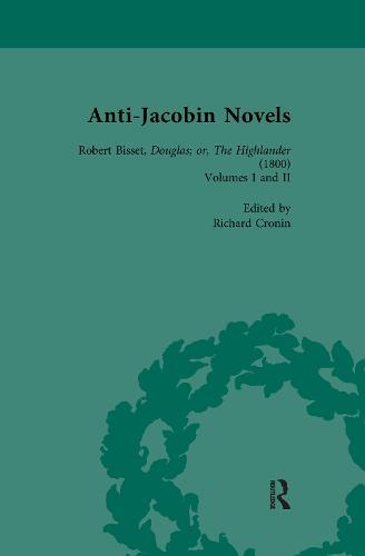 Anti-Jacobin Novels, Part I, Volume 4 (Paperback)