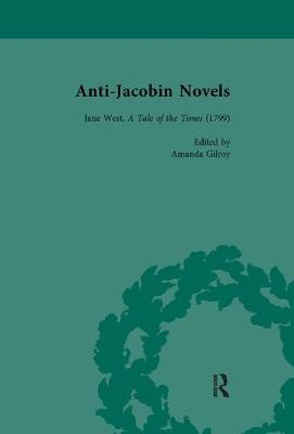Anti-Jacobin Novels, Part II, Volume 7 (Paperback)