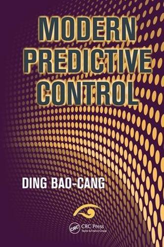 Modern Predictive Control (Paperback)