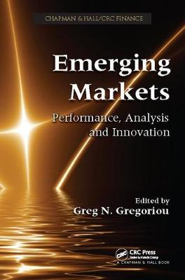 Emerging Markets: Performance, Analysis and Innovation (Paperback)