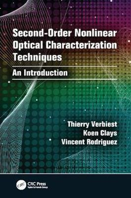 Second-order Nonlinear Optical Characterization Techniques: An Introduction (Paperback)