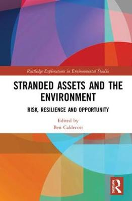 Stranded Assets and the Environment: Risk, Resilience and Opportunity - Routledge Explorations in Environmental Studies (Hardback)