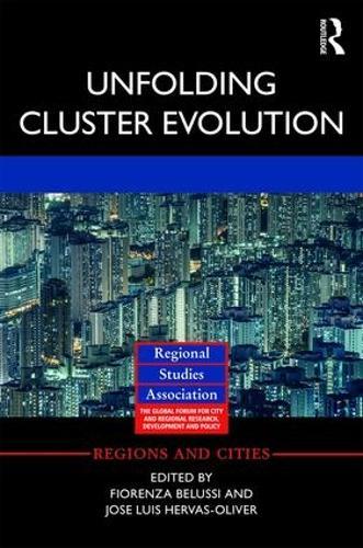 Unfolding Cluster Evolution - Regions and Cities (Hardback)