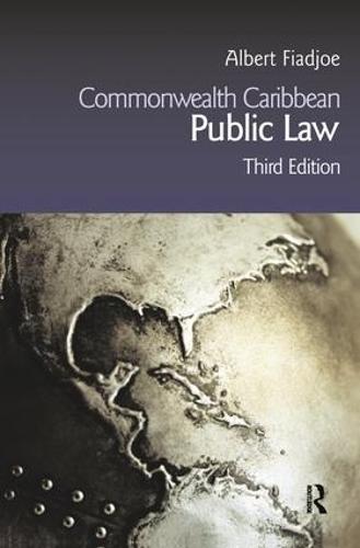 Commonwealth Caribbean Public Law - Commonwealth Caribbean Law (Hardback)