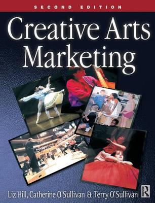 Creative Arts Marketing (Hardback)