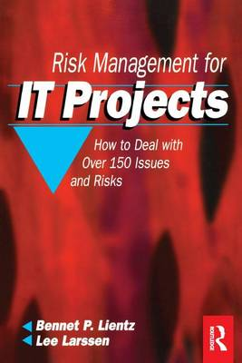 Risk Management for IT Projects (Hardback)