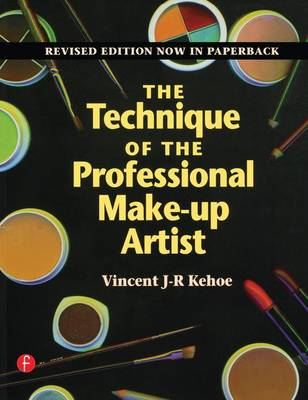 The Technique of the Professional Make-Up Artist (Hardback)