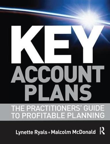 Key Account Plans (Hardback)