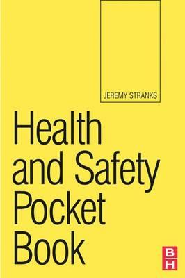 Health and Safety Pocket Book (Hardback)