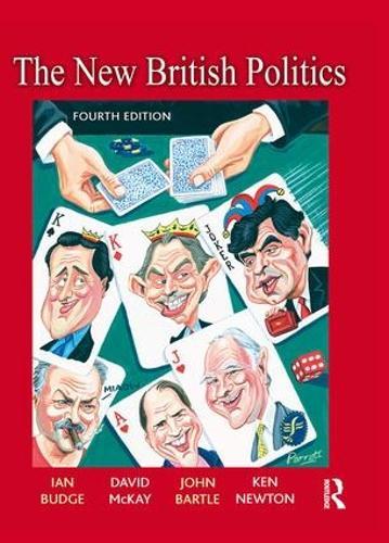 The New British Politics (Hardback)