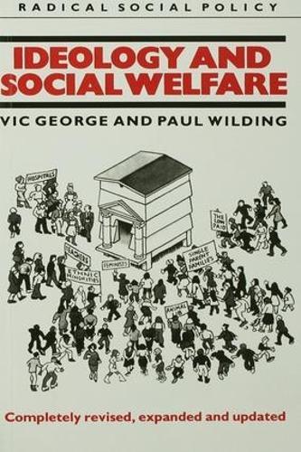 Ideology and Social Welfare (Hardback)