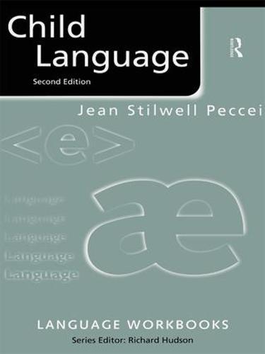 Child Language - Language Workbooks (Hardback)
