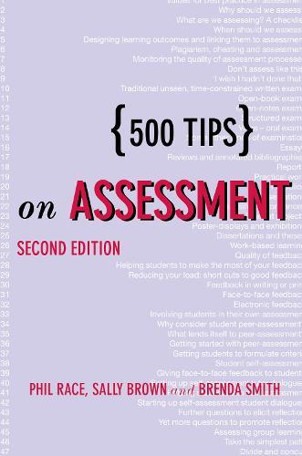 500 Tips on Assessment (Hardback)