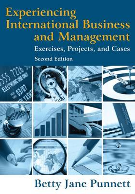 Experiencing International Business and Management: Exercises, Projects, and Cases (Hardback)