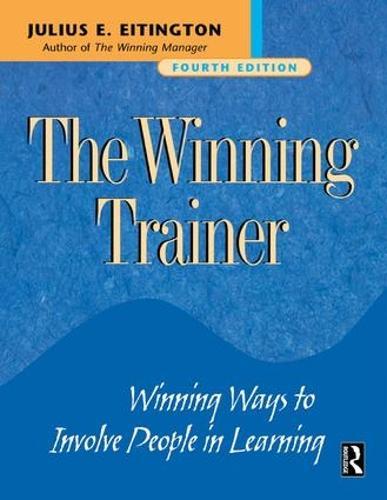 The Winning Trainer (Hardback)