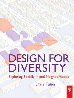Design for Diversity - Routledge Equity, Justice and the Sustainable City series (Hardback)