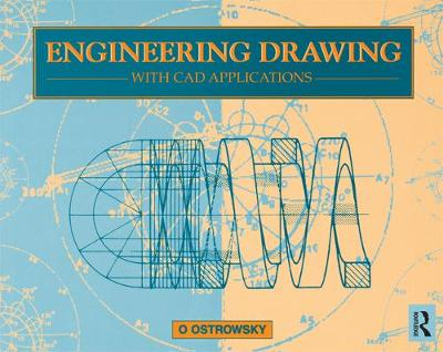 Engineering Drawing with CAD Applications (Hardback)