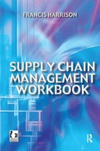 Supply Chain Management Workbook (Hardback)
