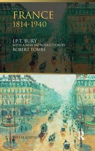 France, 1814-1940 (Hardback)