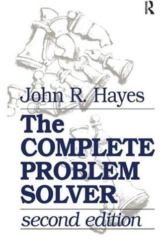 The Complete Problem Solver (Hardback)
