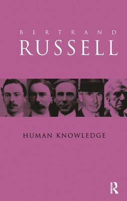 Human Knowledge: Its Scope and Value (Hardback)