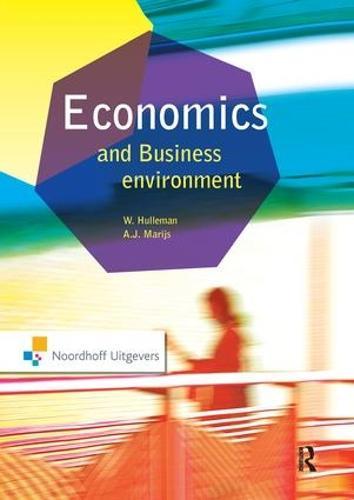 Economics and the Business Environment (Hardback)