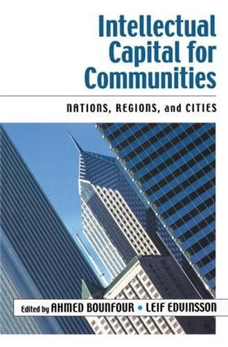 Intellectual Capital for Communities (Hardback)