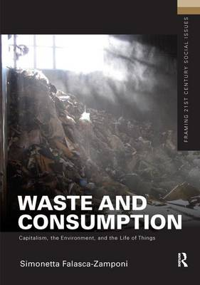 Waste and Consumption: Capitalism, the Environment, and the Life of Things - Framing 21st Century Social Issues (Hardback)