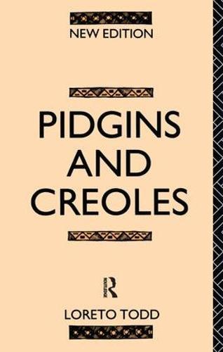 Pidgins and Creoles (Hardback)