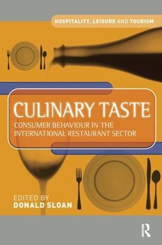 Culinary Taste (Hardback)