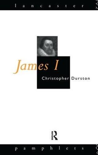 James I - Lancaster Pamphlets (Hardback)