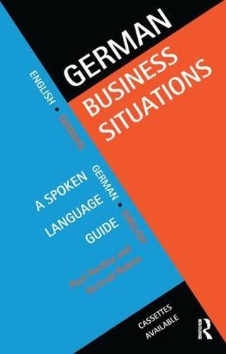German Business Situations (Hardback)