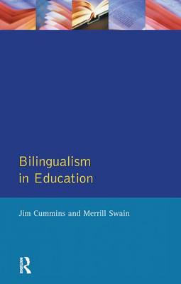 Bilingualism in Education: Aspects of theory, research and practice - Applied Linguistics and Language Study (Hardback)