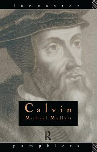 Calvin - Lancaster Pamphlets (Hardback)
