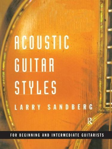Acoustic Guitar Styles (Hardback)