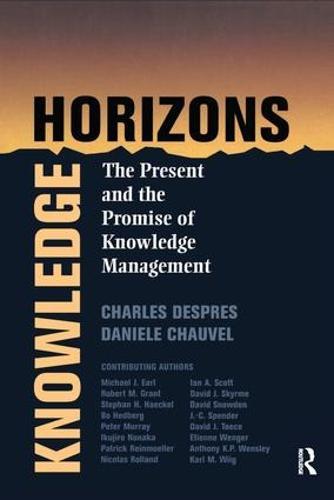 Knowledge Horizons (Hardback)
