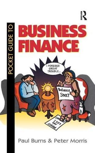Pocket Guide to Business Finance (Hardback)