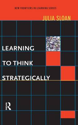 Learning to Think Strategically (Hardback)