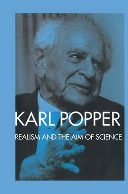 Realism and the Aim of Science: From the Postscript to The Logic of Scientific Discovery (Hardback)